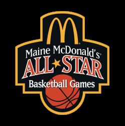 Maine McDonald's All Star Basketball Logo